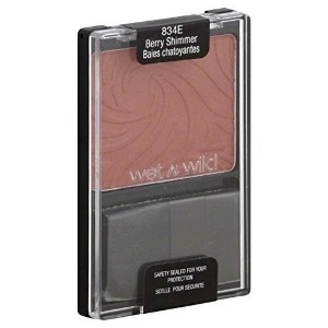 Wet n Wild Color Icon Blusher, Berry Shimmer 834E