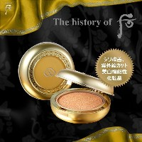 [The Whoo/・ド]豪華ゴールデンクッションセット(SPF20/ PA++)」登記無料☆★The History of Whoo Golden cushion/ set★☆韓国コスメ/マスク/...