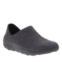 FitFlop Womens Superloafer in Nubuck Supernavy Size 8