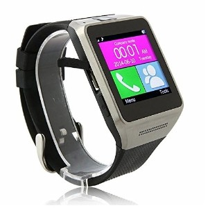 Luxsure Bluetooth Smartwatch Watch Mobile Phone Touch Screen Camera SIM Card Outdoor Sport Watch...