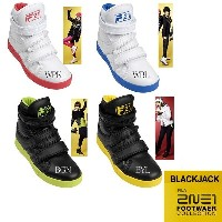 BJ -2NE1 FILA LIMITED EDITION スニーカー - BLACK JACK 4COLOR