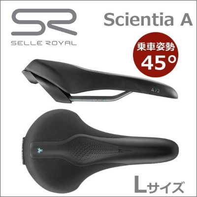 SELLE ROYAL(セラロイヤル) Scientia(シエンティア)A アスレチック(45°) A3 L 54A0LB0A09210 自転車 サドル