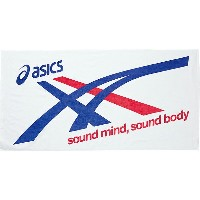 バスタオル【ASICS】アシックスTRAINING APPAREL ACCESSORIES(XAL134)*20