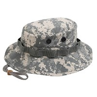 ROTHCO (ロスコ) ブーニーハット メンズ カモフラージュ Digital Camo Boonie Hat polyester and cotton 5891 ACU Digital Camo...