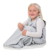 Merino Kids Go Go Bag Baby Sleeping Bag for Toddlers 2-4 Years, Turtle Dove