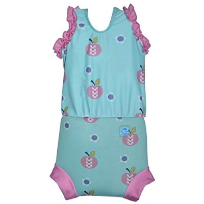 Splash About Happy Nappyコスチューム(用おむつコスチューム) Large (6-14 months) CHNADL