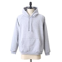 CAMBER[キャンバー] / THERMAL LINED PULLOVER HOODED (パーカー スウェット USA) L グレイ