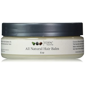 EDEN BodyWorks Coconut Shea Hair Balm 6oz by Eden [並行輸入品]