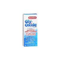 GLY-OXIDE ANTISEPTIC ORAL LIQ .5 OZ by Gly-Oxide