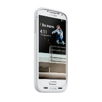【mophie juice pack for Samsung Galaxy S4 (2,300mAh) - White by mophie】 b00fbk2d40