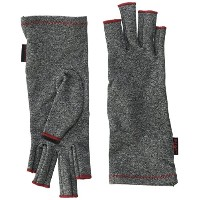 IMAK Compression Arthritis Gloves, Ruby, Small by Imak