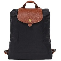 LONGCHAMP ロンシャン Le Pliage Backpack ル・プリアージュ バックパック/リュック リュックサック デイパック バッグ レディース 1699-089 001:Noir...