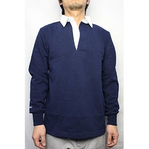 BARBARIAN (バーバリアン) / RUGBY JERSEY L/S (DFS 01 / FRL-01) (XL)