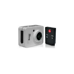 【Gear Pro HD 1080p Action Cam - Hi-Res Digital Camera/Camcorder with Full HD Video, 12.0 Mega Pixel Camera, 2.4'' Touch Screen (Gray) by PRO GEAR】 b00hzs2mbu