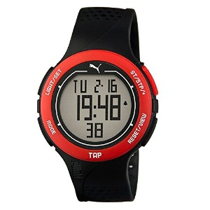 Puma Timeタッチpu911211001デジタルWatch for Men with Round Memory
