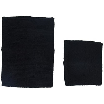 Happy Hoodie Black 2 Pack, contains one large and one small Hoodie by Zoni Pets, LLC