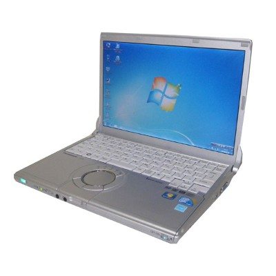 Windows7 Panasonic Let'sNote CF-S9Core i5-520M 2.4GHz/4GB/250GB/DVD-ROMWPS Office付き(旧KINGSOFT...
