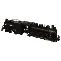 【Bachmann Industries Prairie 2 6-2 Locomotive with Smoke &テンダー】 b00nuaaw1y