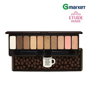【ETUDE HOUSE】【エチュードハウス】プレイカラーアイズ「イン ザ カフェ 」/Play Color Eyes [in the cafe]/1g x 10/アイ シャドーパレット...