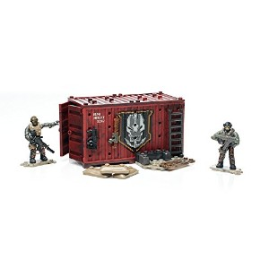 【Mega Construx Call of Duty Mercenary Outpost Armory】