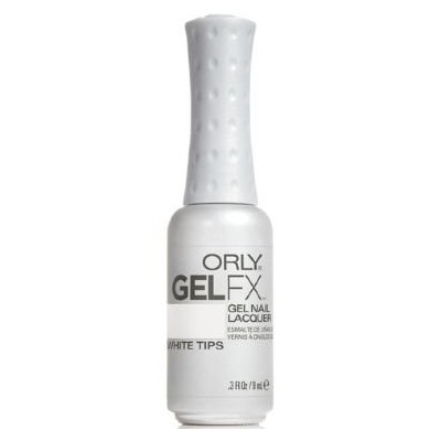 Orly Gel FX Gel UV Vernis à Ongles/ Gel Polish - White Tips 9ml