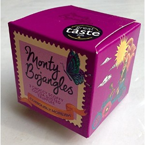 Monty Bojangles - Rich & Intensely Chocolatey Cocoa Dusted Truffles - 27g