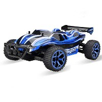 owill 2.4G Kids RC車高速Climb Racing Car RC Dune Buggy / Catch Your Coolデイリー One Size ブルー OW110322BU