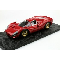 GP REPLICAS 1:18 1967年 フェラーリ 330 P4 プレスバージョンFERRARI - 330 P4 PRESS VERSION N 0 1967 1/18 by GP...