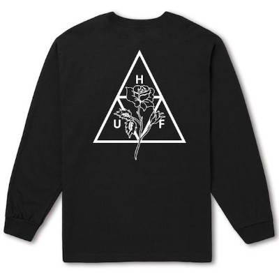 HUF Ambush TT Rose L/S T-Shirt Black M Tシャツ 送料無料