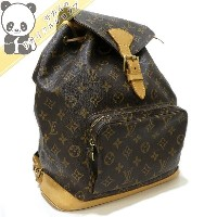 LOUIS VUITTON ルイヴィトン リュックサック バックパック モンスリGM M51135 モノグラム 【送料無料】
