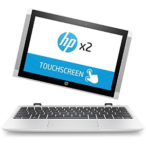 【Office搭載/2in1】HP x2 10-p000 Windows10 Home 64bit Atom x5-z8350 4GB 64GB 光学ドライブ非搭載 高速無線LAN IEEE802...