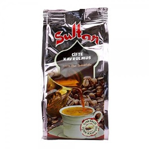 Sultan トルココーヒー・ミディアム 125g (Turkish Coffee Medium Roast)
