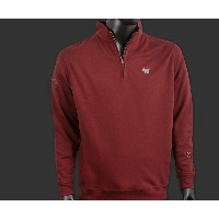 【即納】【あす楽対応】★スコッティーキャメロン セーター SCOTTY CAMERON SCOTTY DOG QUARTER ZIP HEATHER INTERLOCK SWEATER TOMATO...