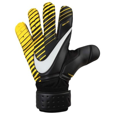 ナイキ ユニセックス サッカー グローブ【Goalkeeper Premier Gloves】Black/Laser Orange/White