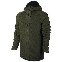 ナイキ メンズ トップス パーカー【Tech Fleece Full Zip Hoodie】Legion Green