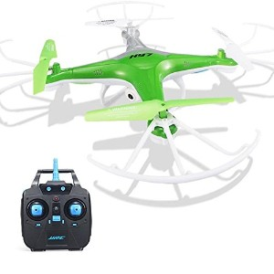 owill JJRC h972.4GHz 4CH 6-axis LEDカメラRC 0.3M HDカメラクアッドコプターDrone One Size グリーン OW091434GN