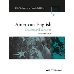 【American English: Dialects and Variation (Language in Society)】 n 1118390229