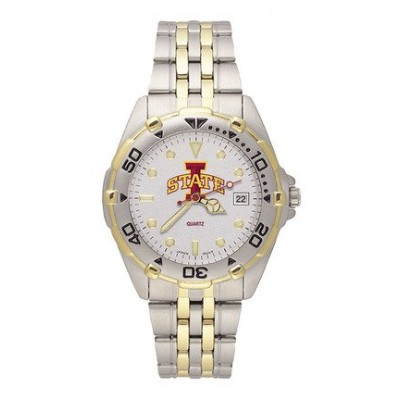 "Iowa State Cyclones "" Cyclone "" All Star Watch withステンレススチールBand – Men 'sからロゴアート"