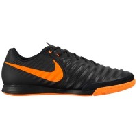 (取寄)ナイキ メンズ ティエンポ 7 アカデミー ic Nike Men's Tiempo LegendX 7 Academy IC Black Total Orange White