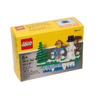 レゴ ホリデー 853663 LEGO Holiday Magnet