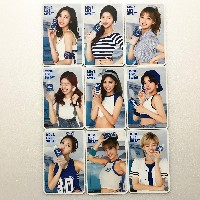 TWICE x POCARI SWEAT 30th Anniversary Official Move Live Sweat Photocard Full Set