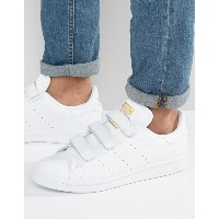 adidas Originals Stan Smith CF Sneakers In White S75188