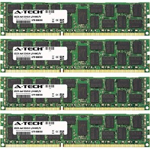 32 GBキット( 4 x 8 GB ) for Dell PowerEdgeシリーズc1100 C2100 C6145 C6220 C8220 C8220 X m915 r310 ( Xeon...