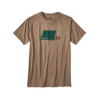 patagonia(パタゴニア) Ms Napping Camper Cotton/Poly T-Shirt/MJVK/S 39055