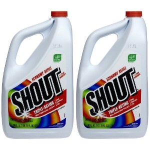 Shout Stain Remover Liquid Refill - 60 oz - 2 pk by Shout [並行輸入品]