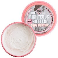 Soap & Glory The Righteous Butter Body Butter, Very Dry Skin Formula, 1.69 oz (DLX Travel Size) NEW...