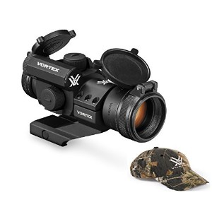 Vortex Optics StrikeFire 2 Red/Green Dot Sight with Cantilever Mount (SF-RG-501) and FREE Vortex...