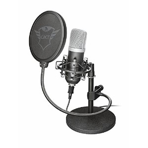 TRUST GAMING GXT 252 Emita Streaming Microphone-21753 正規保証品