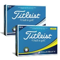 Titleist Tour Soft Golf Ball【ゴルフ ボール】