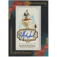 ビリー・ザ・マーリン 2009 Topps Allen and Ginter Auto Billy The Marlin